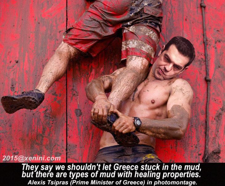 Greqia eshte ne lloq.