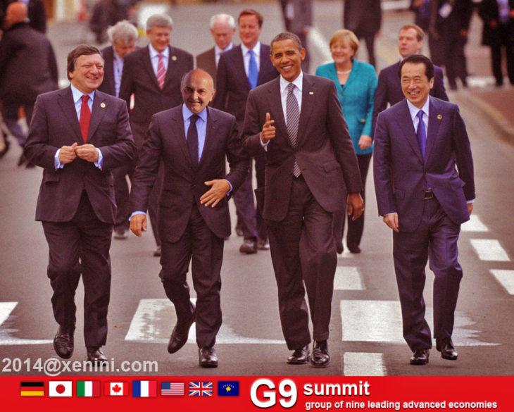 Samiti G9