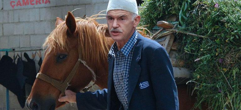 Jorgo Papandreu kryeministri Grek, pas krizes te madhe financiare.