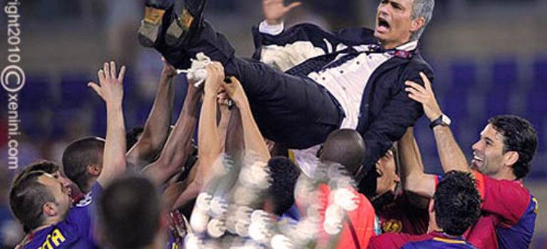 Mourinho: give me five