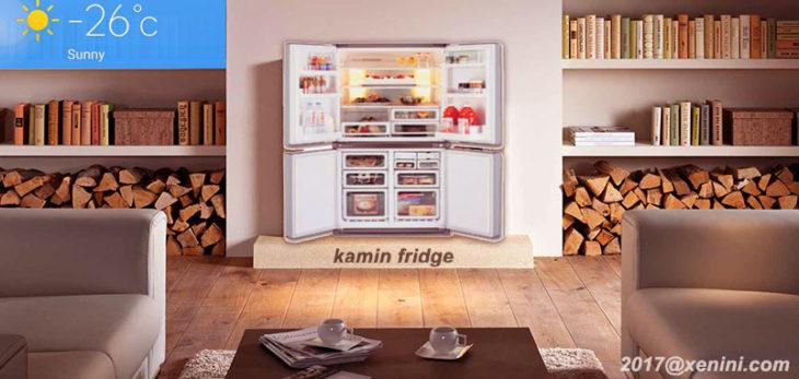 Per me u nxe, mundeni edhe me frigorifer