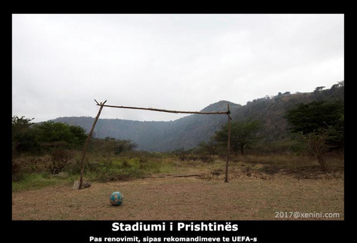 Investimet ne infrastrukture sportive