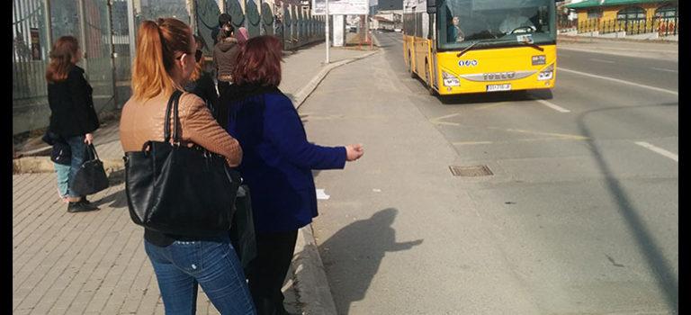 Autobusat e Prishtines pa pare
